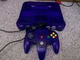 Nintendo 64 -- Grape Purple (Nintendo 64)